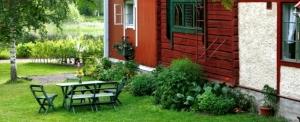 Carl Larsson's home, Sundborn, Sweden