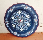 2015 Project Rogaland Wooden Plate